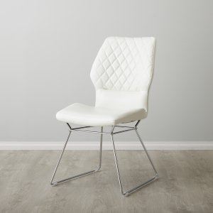 Theo chair white | Indoor Dining Chairs for sale in Altona