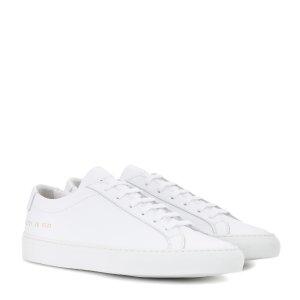 Common ProjectsOriginal Achilles leather sneakers