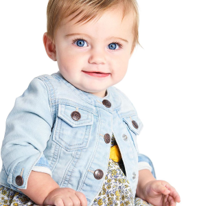 全场包邮+4-5折+双倍积分 樱桃背心$3.19折扣升级:OshKosh BGosh 婴幼儿服饰优惠 有新生儿到24个月尺寸