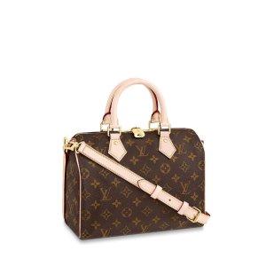 老花卡包仅£377上新:Louis Vuitton 良心选品 收老花托特、Speedy大热款