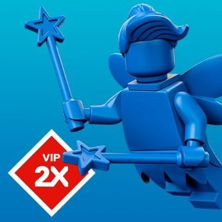 VIP 双倍积分 变相9折入大件LEGO®官网 七月全场限时大促,促销区低至$1.24,哈利波特上新