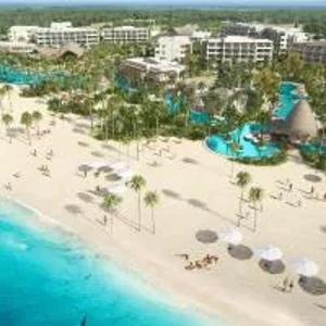 $189起多米尼加蓬塔卡娜 4星级全包度假村