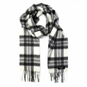 Gretna Greenget 27% Off with 2 Items PurchasesGretna Green Cashmere Scarf in Erskine Modern Tartan