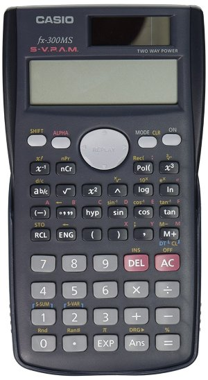 $8.93Casio fx-300MS Scientific Calculator