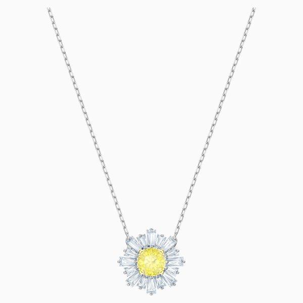 太阳图案项链