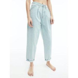 Calvin Klein直筒牛仔裤