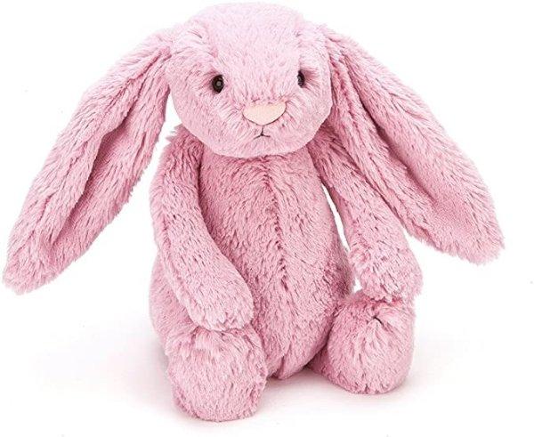 经典粉色兔子