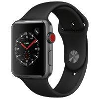 Watch Series3 GPS+Cellular, 42mm深空灰