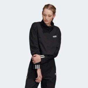 Adidas黑色上衣