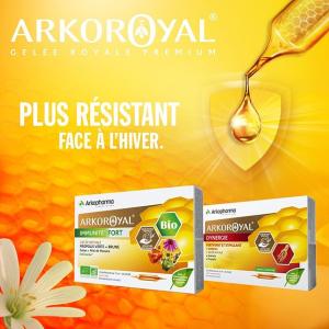 低至5.4折 收蜂胶喷雾Arkopharma 法国药房纯植物补剂热卖 内服调理提高抵抗力