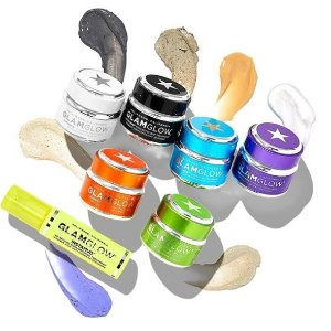 Free THIRSTYMUD Tubewith any travel size product @ Glamglow