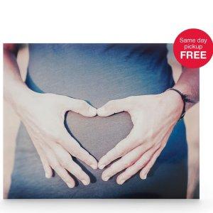 免费CVS 8 x10 照片打印