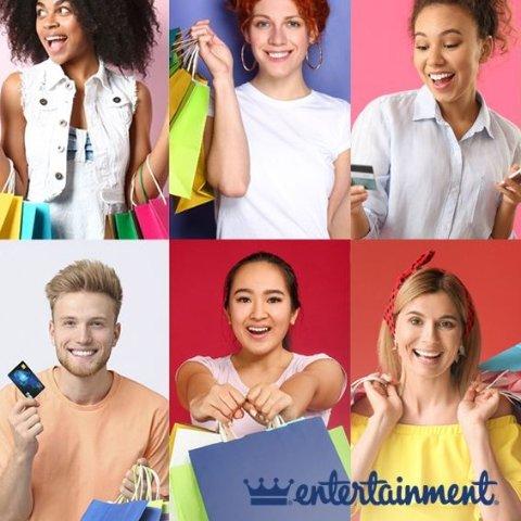 $5 + Free ShippingThe Entertainment Coupon Membership