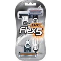 BiC Flex 5 5层刀片 抛弃式剃须刀 2支
