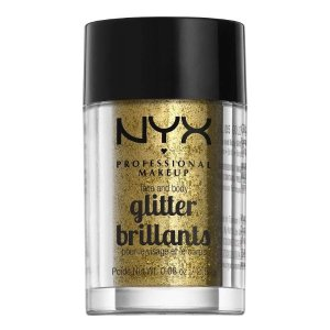 NYX Professional makeup Face & Body Glitter Sale