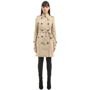 BurberryKENSINGTON LONG HERITAGE TRENCH COAT