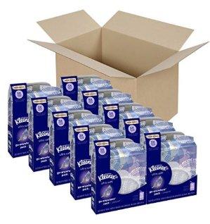 史低价 $16.58(原价$28.99)Kleenex 3层超柔面巾纸随身装 30张*10盒