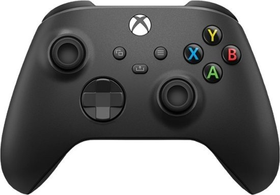 - Controller for Xbox Series X, Xbox Series S, and Xbox One (Latest Model) - Carbon Black