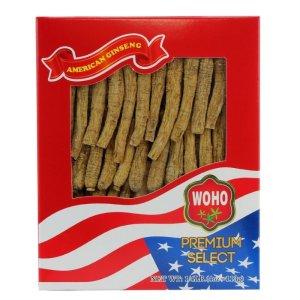第2件5折WOHO #105.4 美国花旗参长枝小号4oz盒装