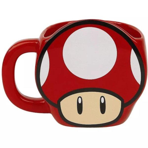 Super Mario Super 蘑菇造型马克杯