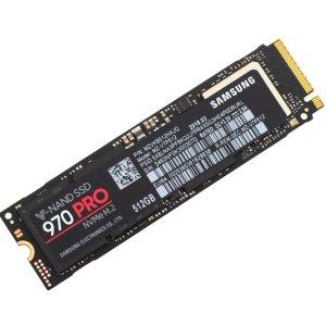 $197SAMSUNG 970 PRO M.2 2280 512GB PCIe SSD