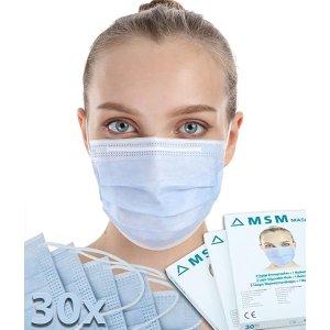 3层医用口罩 30个