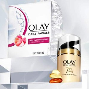 15% Off + Get $15with any purchase of $50 or more @ Olay