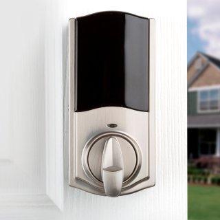Kwikset Kevo Convert Electronic Smart Door Lock