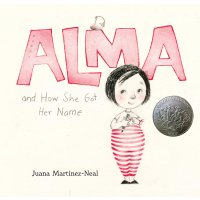 Alma的名字是咋来的