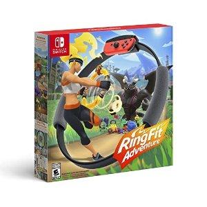 Nintendo健身环大冒险