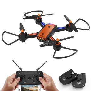 $62.99Drone with Camera, TOPVISION FPV RC drone for beginners