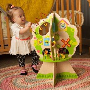 Fat Brain Toys森林迷宫玩具