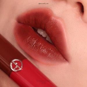 $49+无门槛免邮上新:Armani Beauty 秋冬红管 新网红208、209 这次你pick哪支