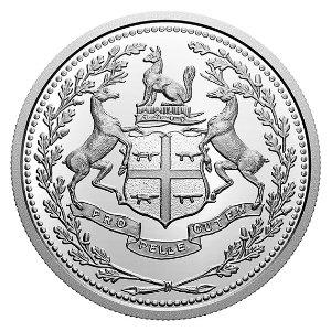 Hudson's Bay 350周年纪念币