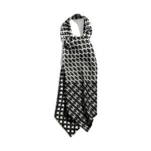 Chanel围巾