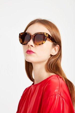 Thomas James Tortoiseshell Cat Eye Sunglasses