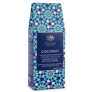 Whittard自制网红生椰拿铁!限量版椰子咖啡