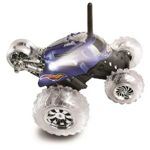 The Black Series Thunder Tumbler Remote-Controlled Monster Car