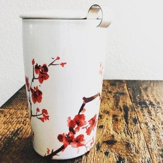 $15.36Tea Forte KATI 带茶滤 樱花杯