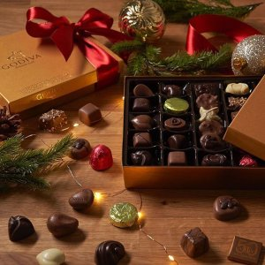 Up to 25% Off Godiva Sitewide Buy More Save More @ Godiva