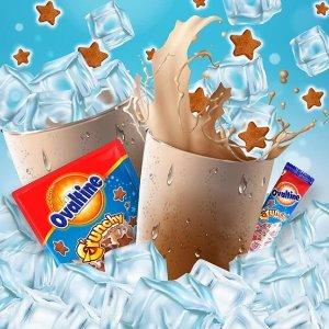 低至£15,豆奶冲剂也有Ovaltine 阿华田 自制奶茶、元气早餐必备