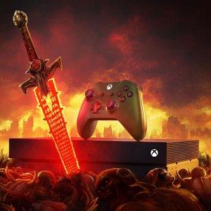 $379(原价$479)Xbox One X 游戏主机促销 多款可选