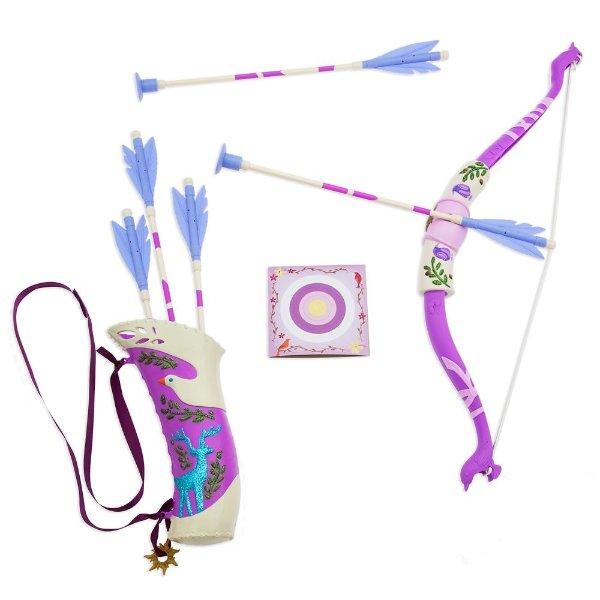 Rapunzel 弓箭玩具套装