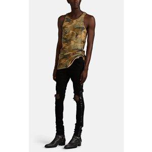 AMIRIBroken Skinny 破坏牛仔裤