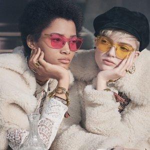 满$400享7折Dior、Gucci、Prada 等大牌墨镜热卖