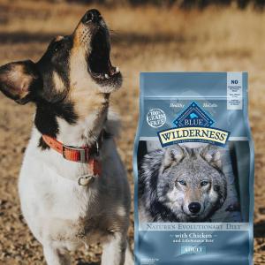 首单订阅享5折Blue Buffalo Wilderness 全场宠物粮食及零食促销