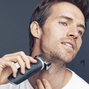 $19.94起,7系剃须刀$118即将截止:Braun 电动剃须刀、电动理发器等促销