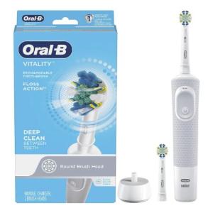 $24.99(原价$32.99)Oral-B 欧乐B Vitality Dual Clean 三重深层清洁 电动牙刷