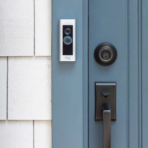 Ring Video Doorbell Pro with 12 Months Ring Protect Plus Plan