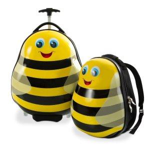 $67.99 (原价$159.99)Heys 小蜜蜂、甲壳虫等儿童旅行箱及背包两件套